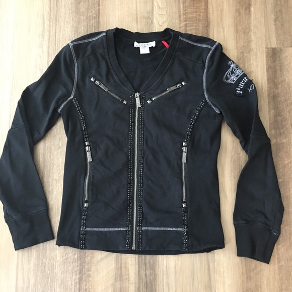 Parasuco Jackets & Blazers - PARASUCO Denim Legend sweatshirt NWOT
